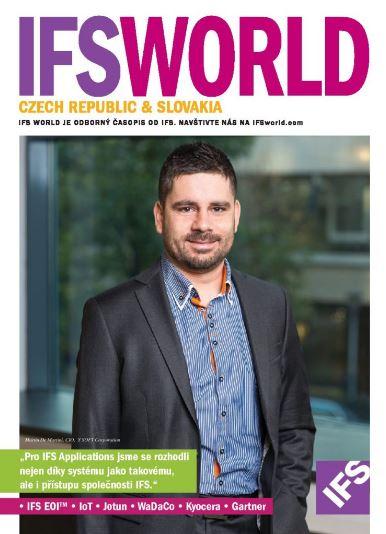 Magazín IFS World CZ