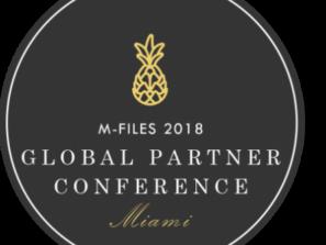 2018 M-Files Global Partner Conference