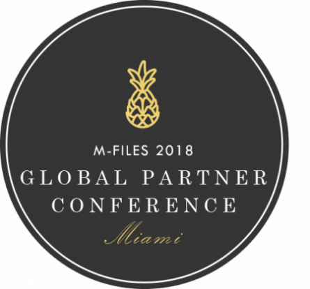 2018 M-Files Global Partner Conference